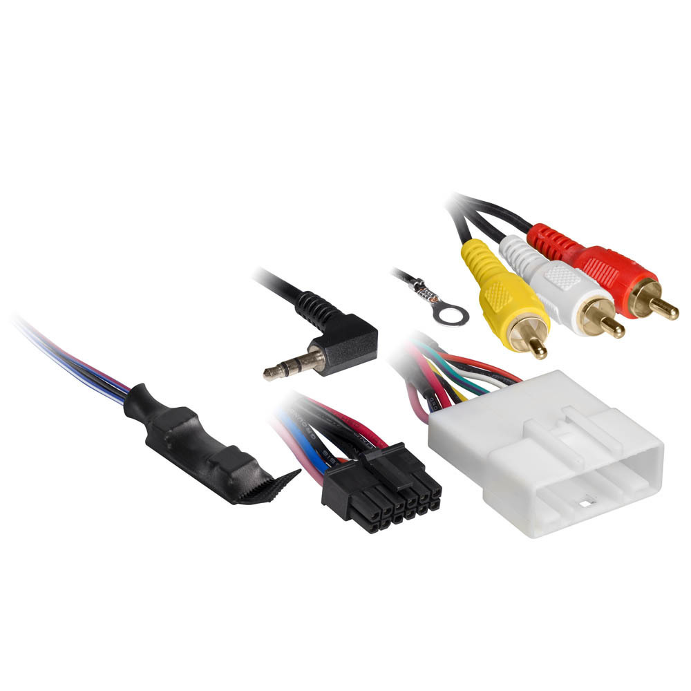 Nissan SWC Harness (with NAV) 2011-Up
