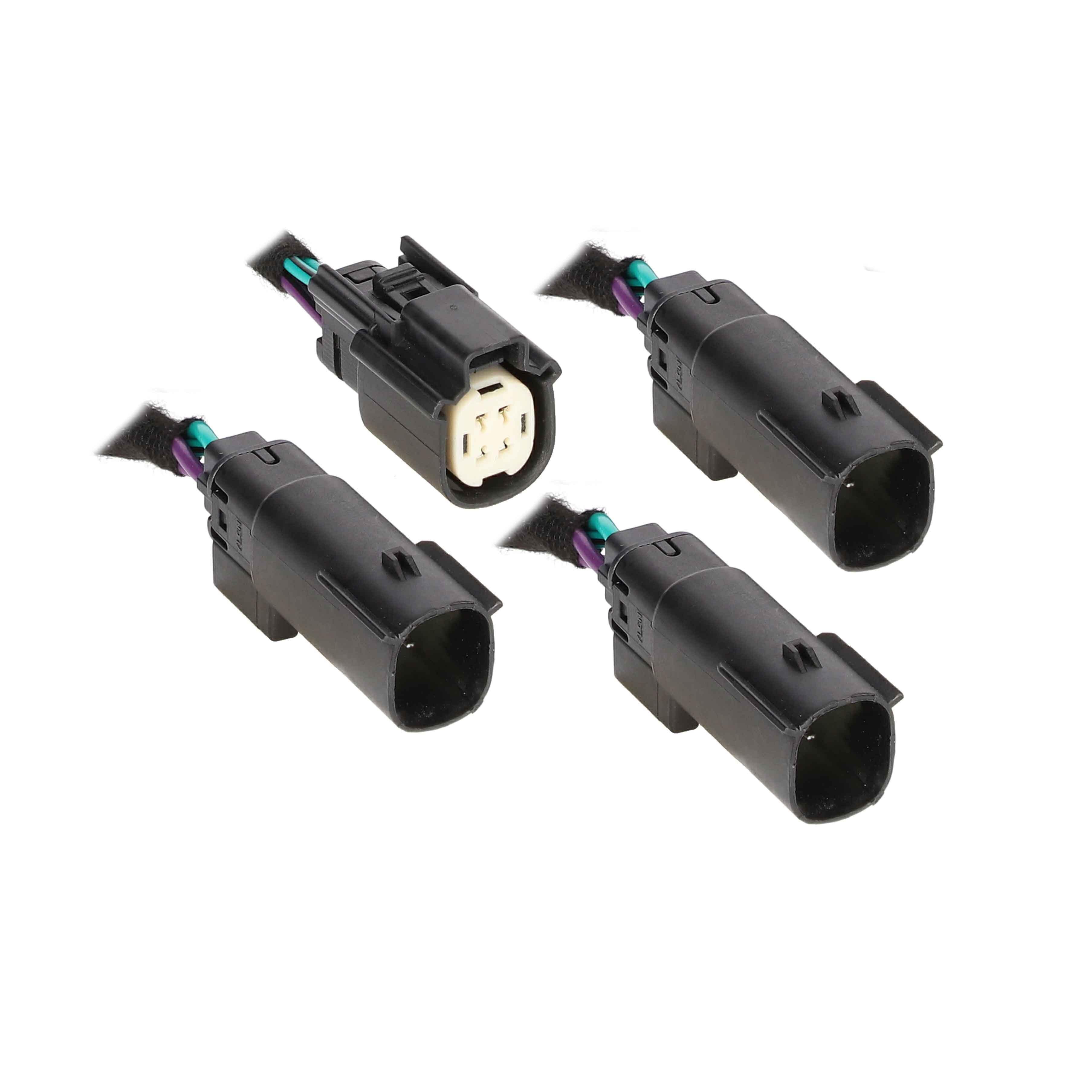 Rear 3-Way Speaker Harness Splitter