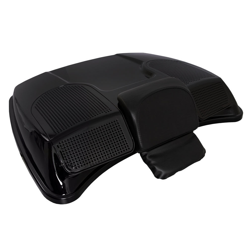 Tour-Pak Lid with Speaker Adapters - Harley-Davidson 2014-Up