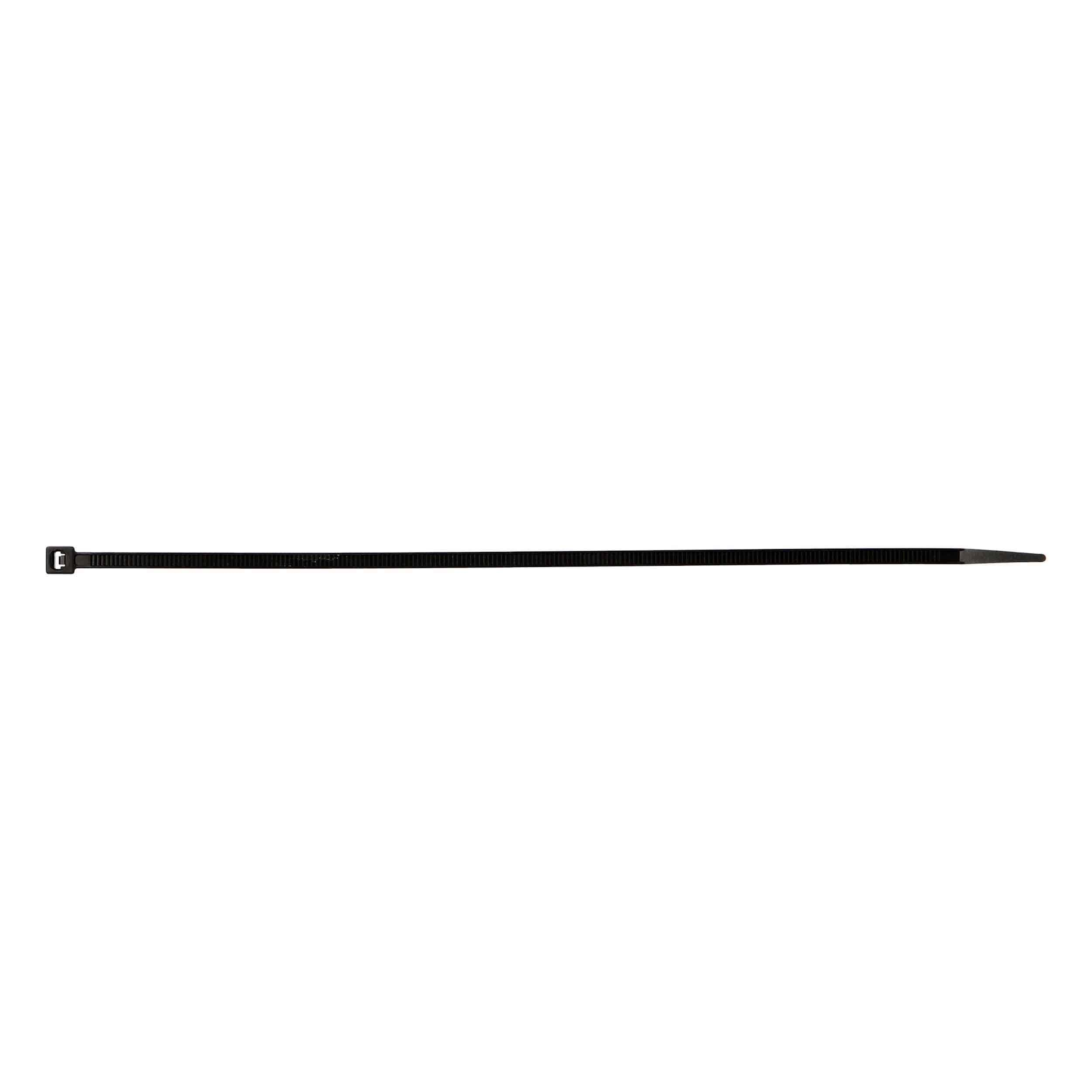 Black Cable Tie - 8 Inch, Package of 1000