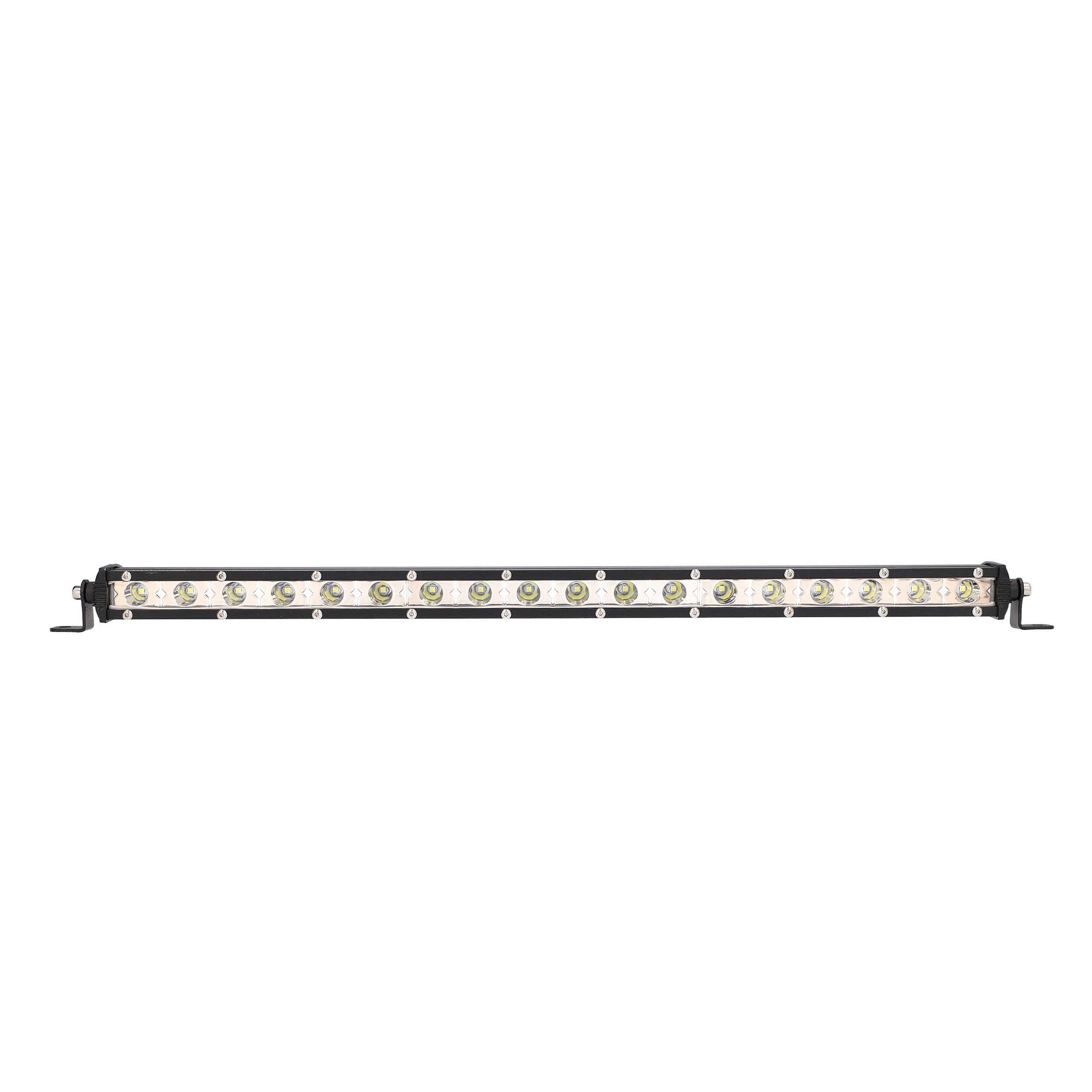 Ultra Slim Single Row LED Lightbar - 19.5 Inch