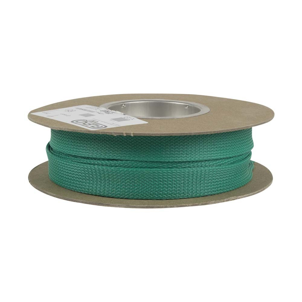1IN EXPANDABLE SLEEVING GREEN - 65FT