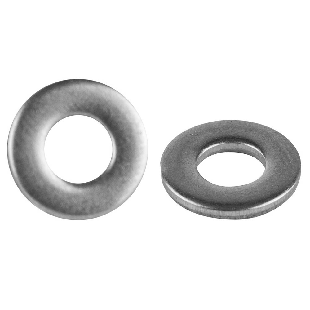 WASHER #10 18-8 FLAT STAINLESS - Bag of 10