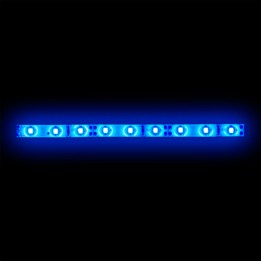 3528 Blue Light Strip - 5 Meter, 60 LED, Bulk