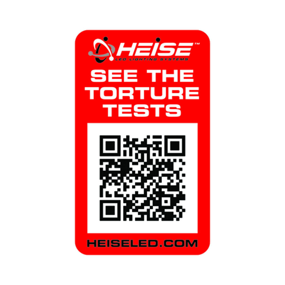 Torture Shelf Talker