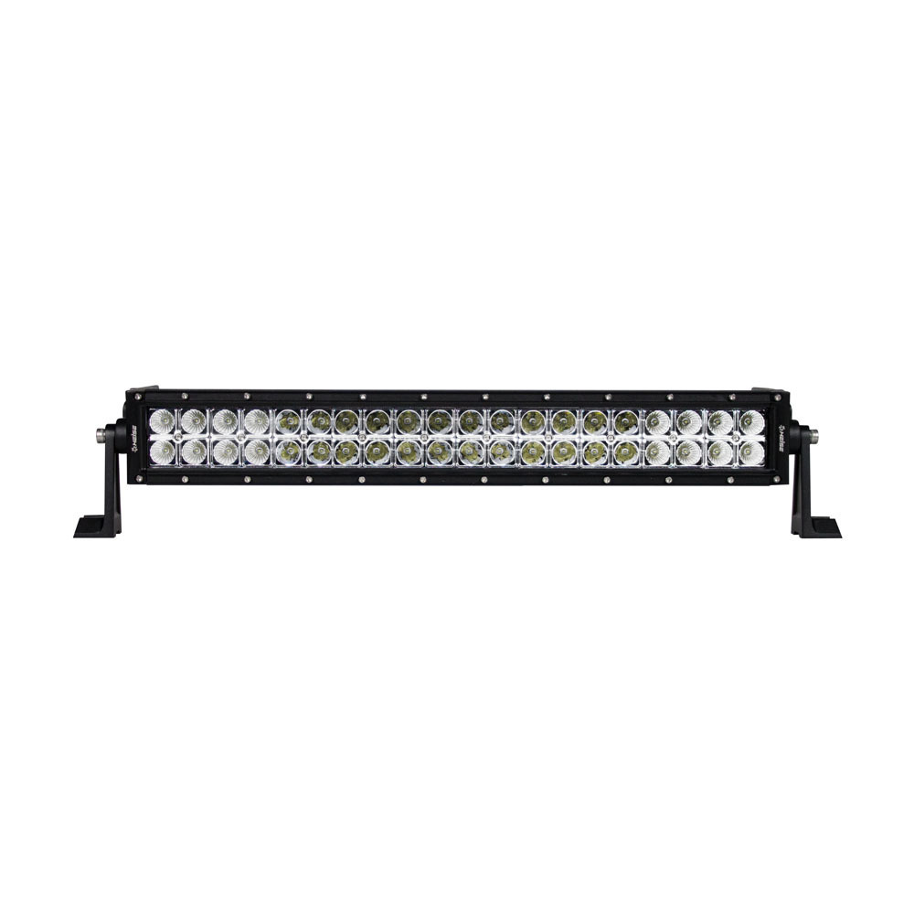 Dual Row Curved Lightbar - 22 Inch, 40 LED