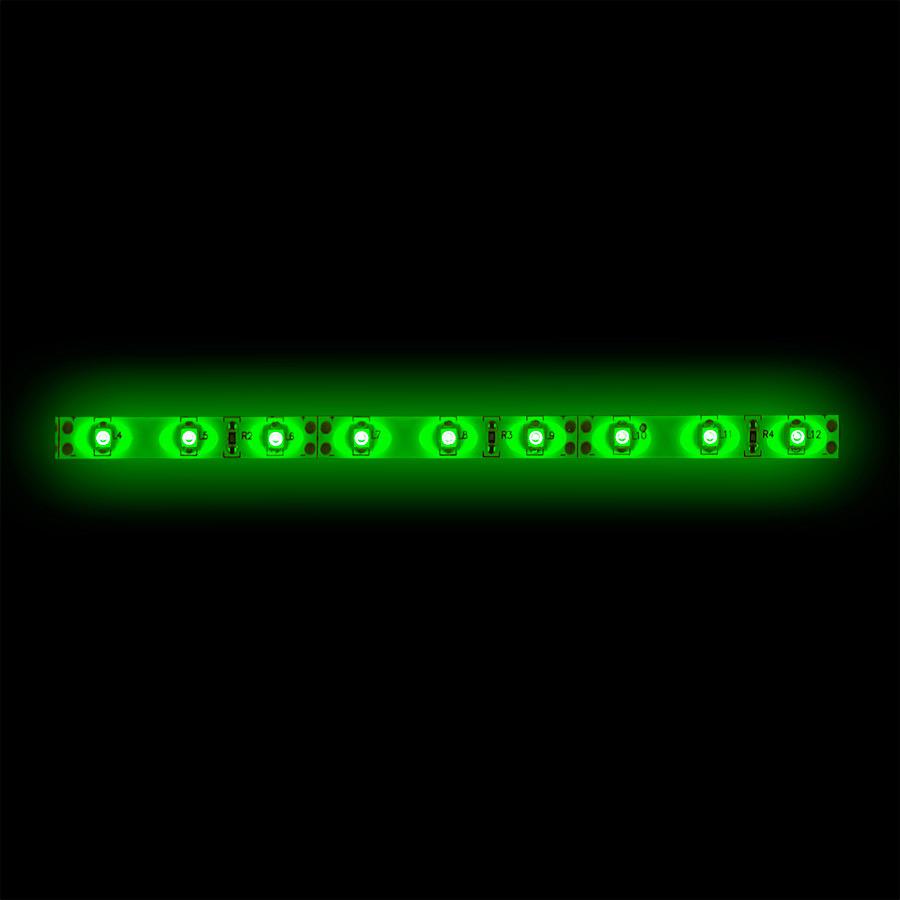 3528 Green Light Strip - 1 Meter, 60 LED, Bulk