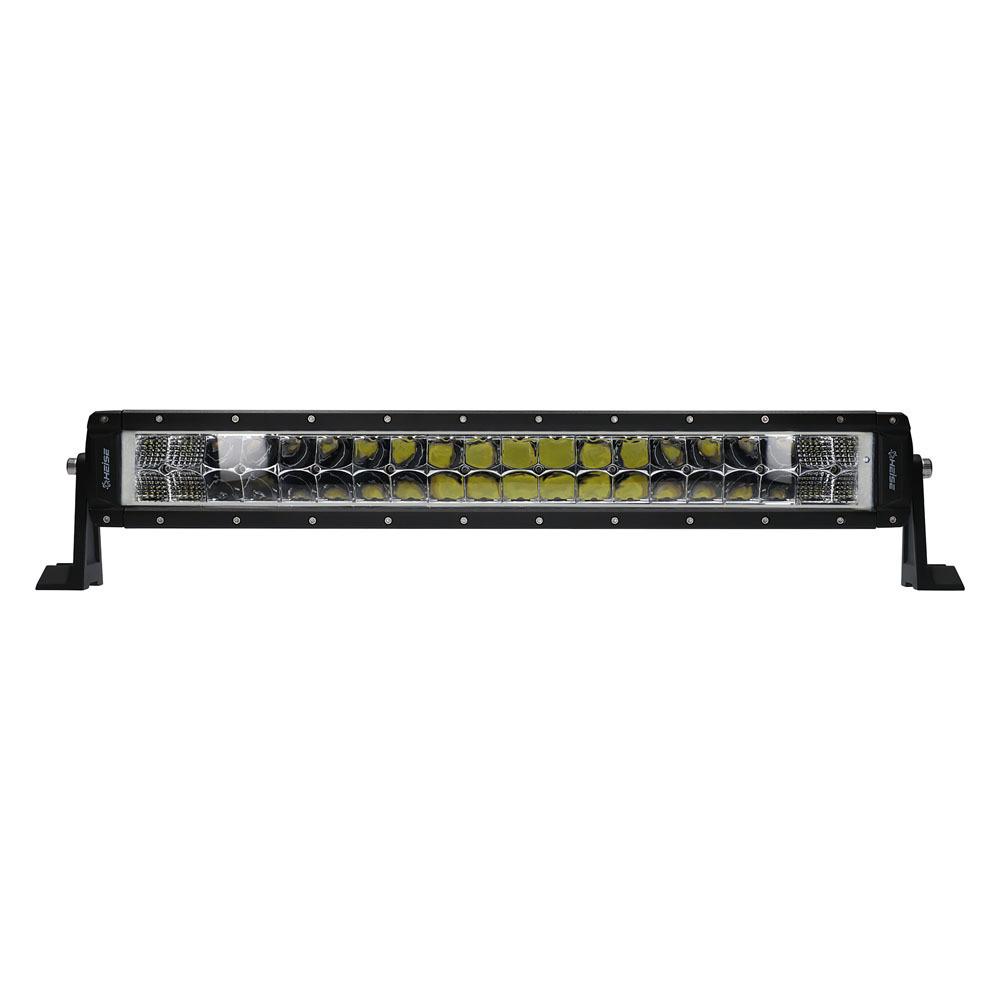 Dual-Row High Output Heated Lightbar - 22 Inch, 40 LED