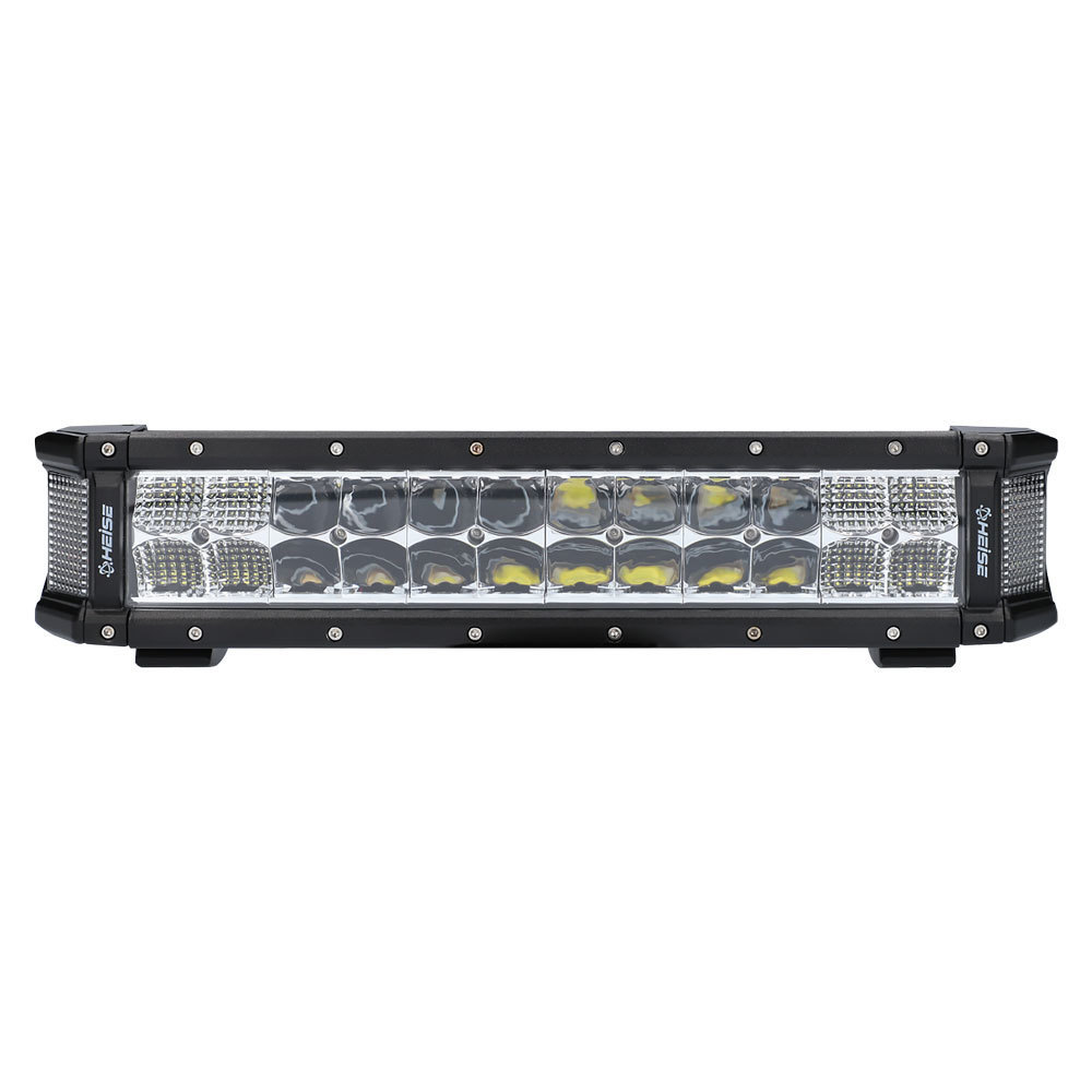 Dual-Row High Output Sidelight Lightbar - 15.2 Inch, 24 LED