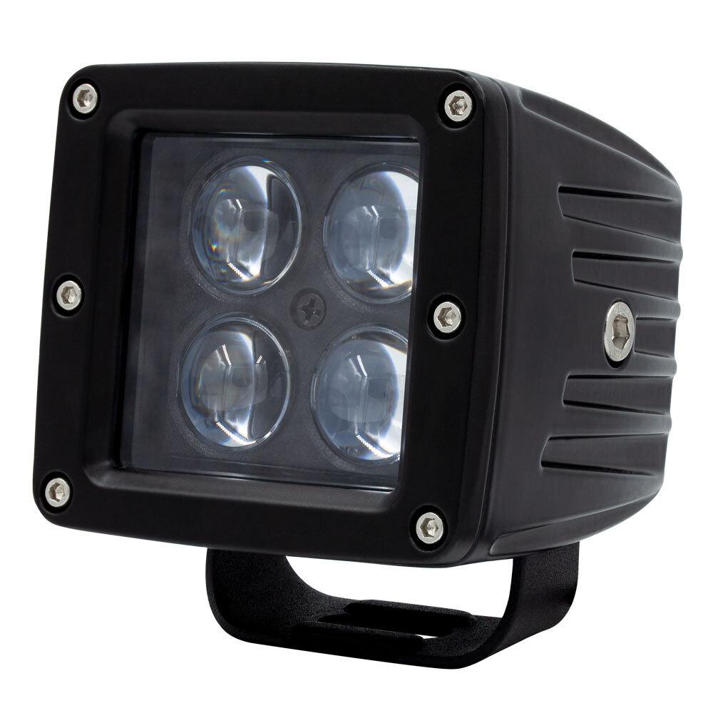 Infinite Cube RGB Light - 3 Inch, 4 LED