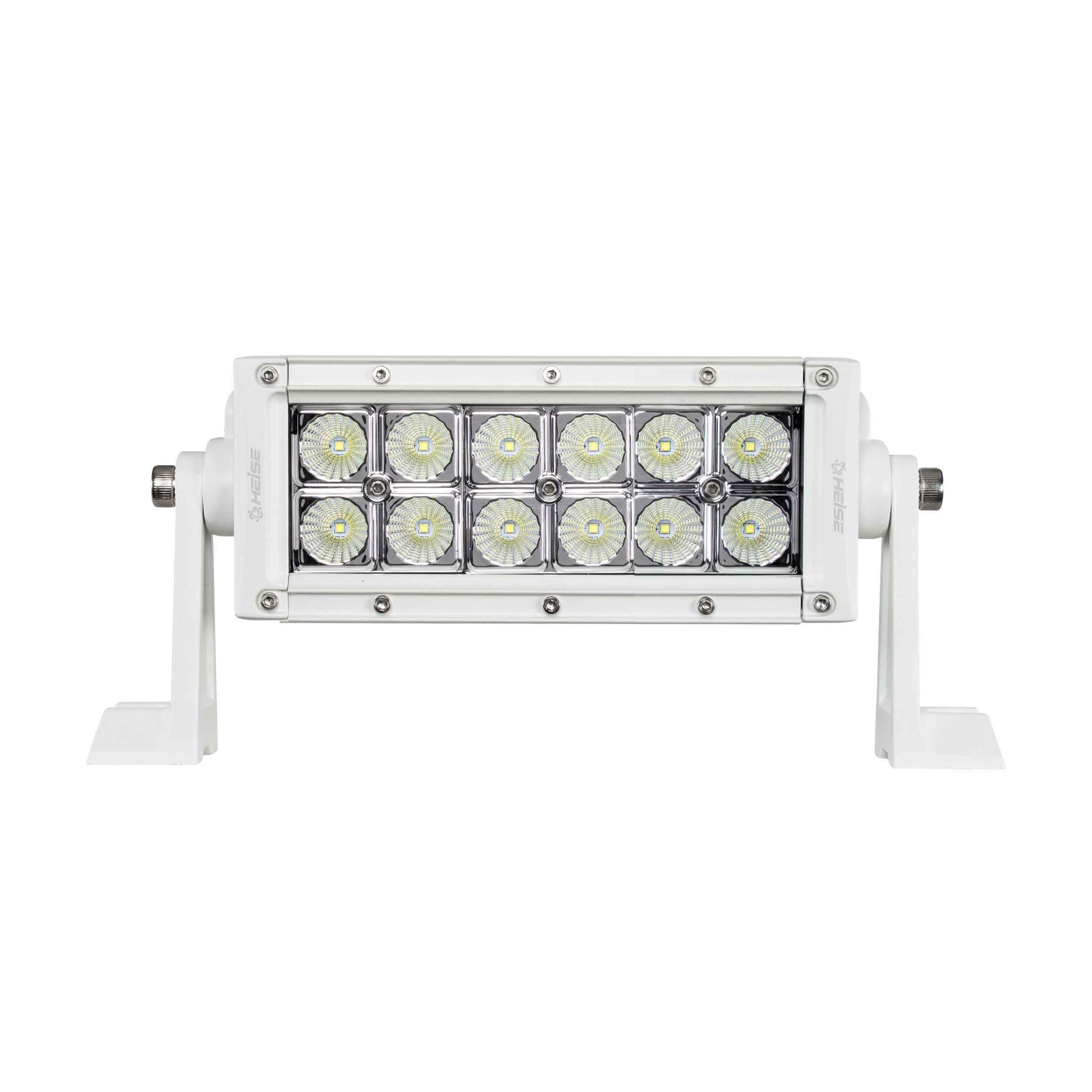 Dual Row Marine Lightbar - 8 Inch