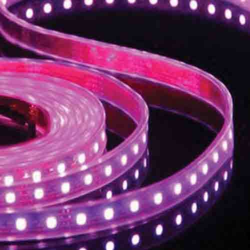 5050 Pink Light Strip - 1 Meter, 60 LED, Bulk