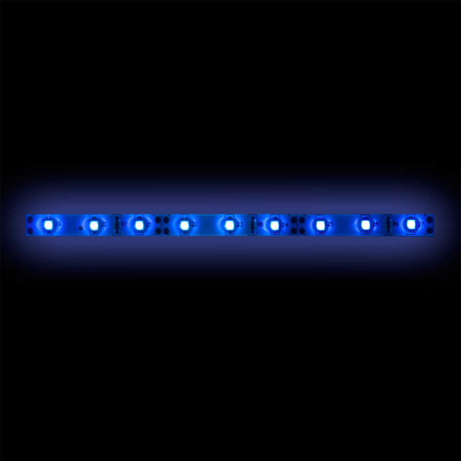 3528 Purple Light Strip - 1 Meter, 60 LED, Bulk