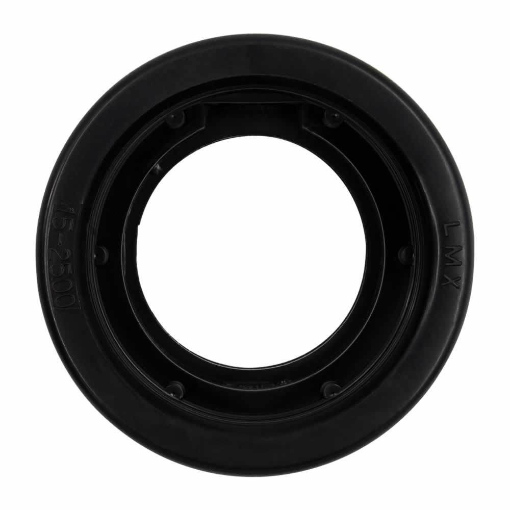 Rubber Grommet for Round Trailer Lights - 2.5 Inch, 10-Pack