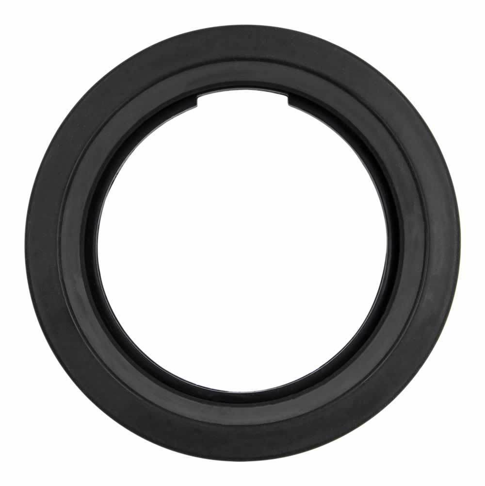 Rubber Grommet for Round Trailer Lights - 4 Inch