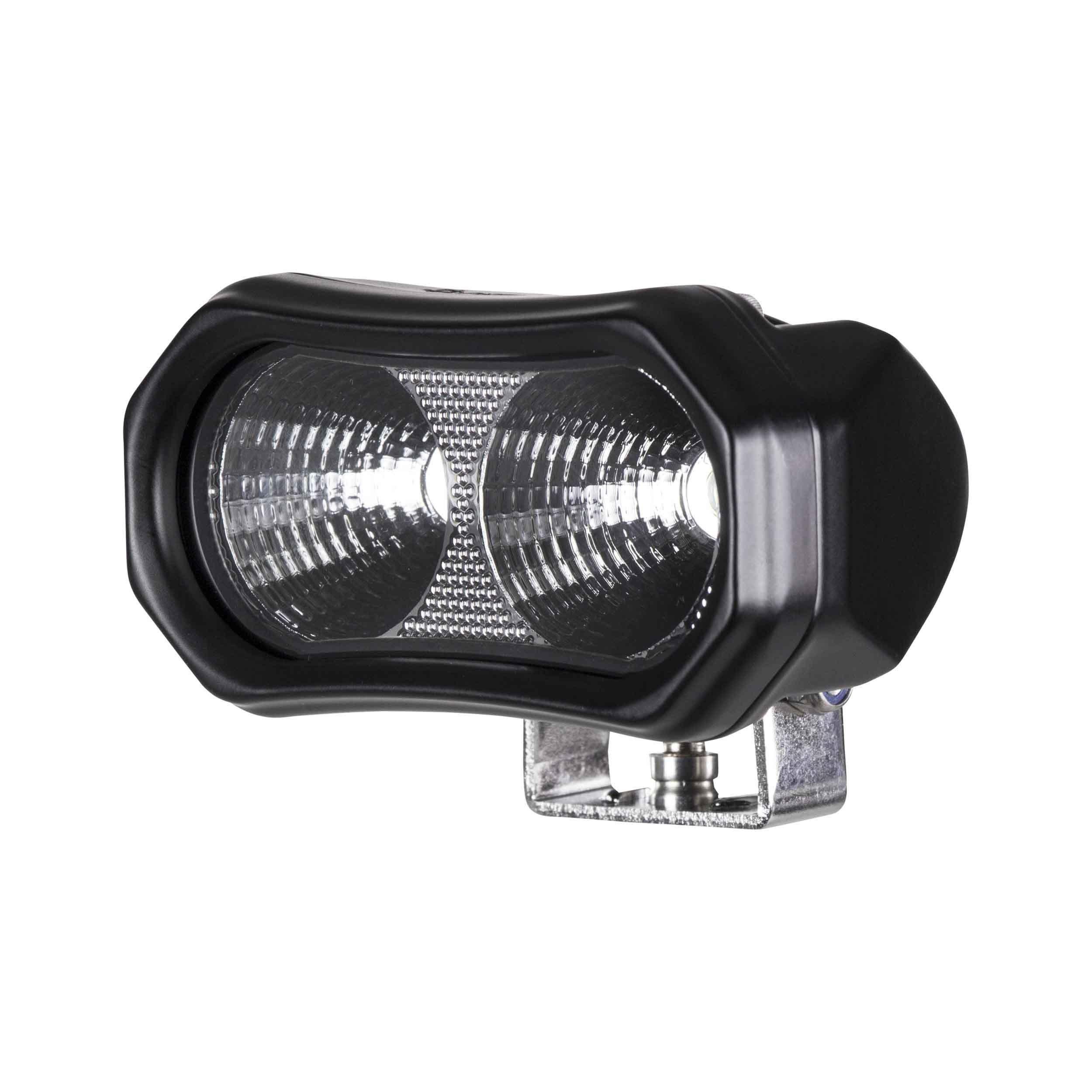 Dual LED Work Light - 3.5x2.5 Inch, 2 LED