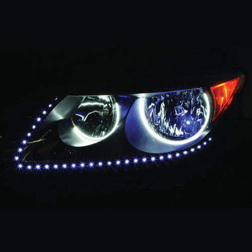 Side View White Light Strips - 24 Inch, 60 LED, Retail
