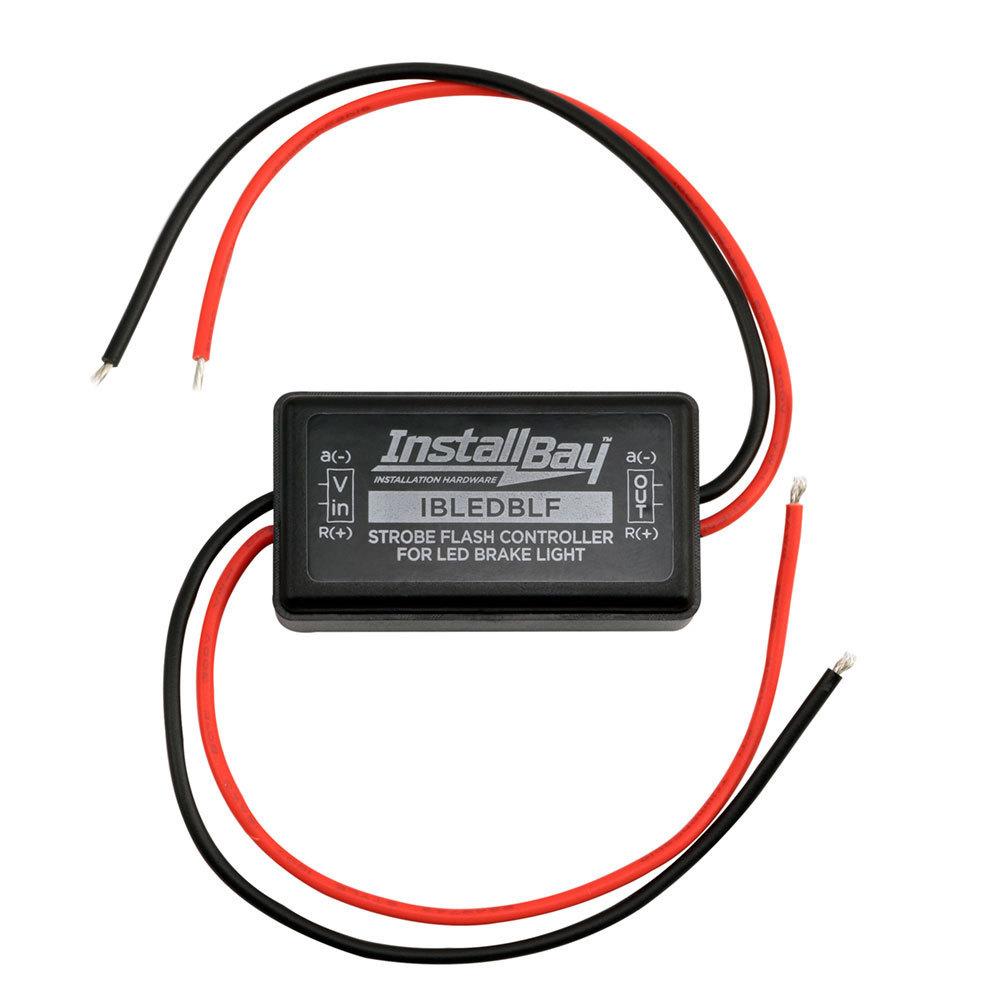 Safety Flash Controller For LED Brake Light