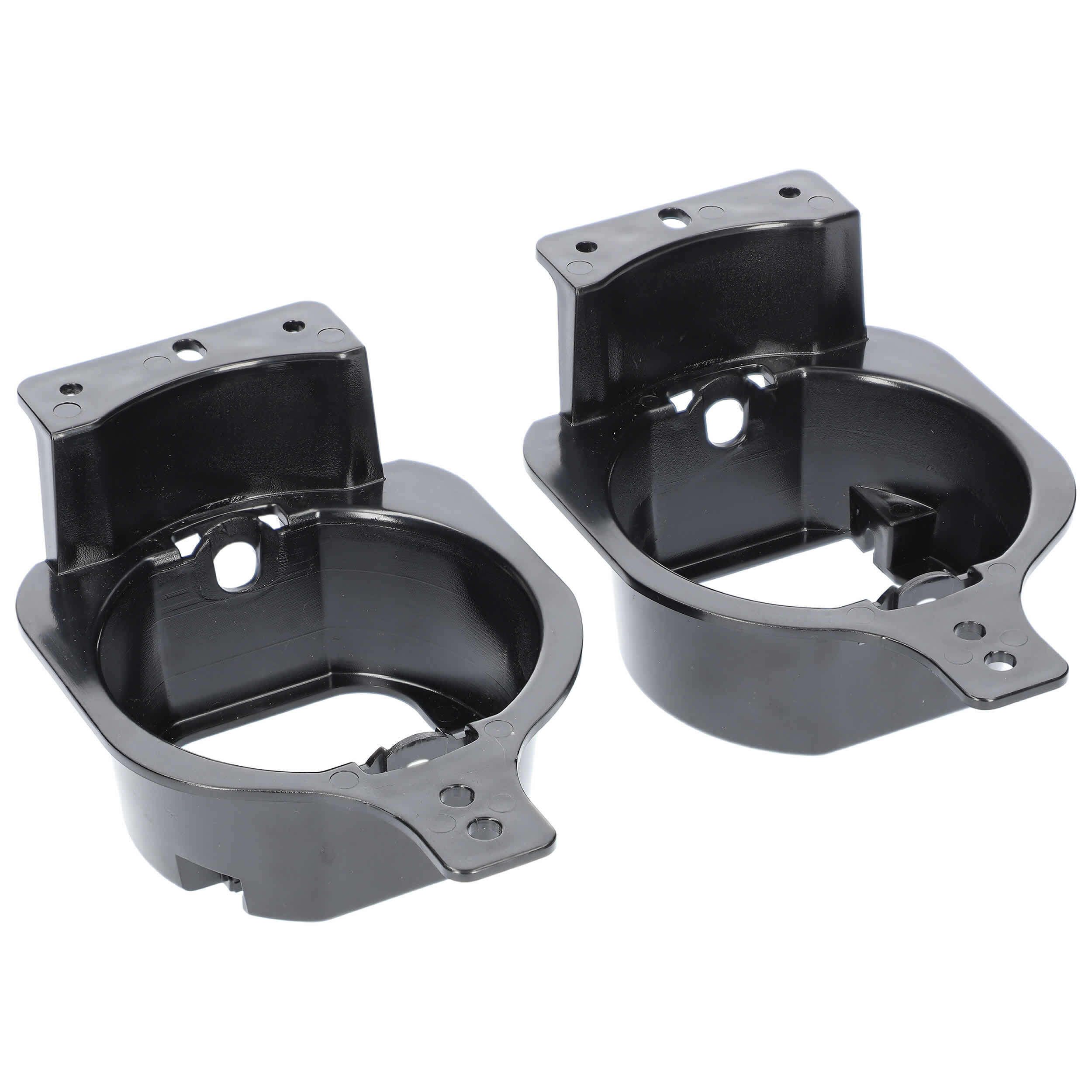 Fog Light Brackets - Wrangler JL Sport 2018-Up