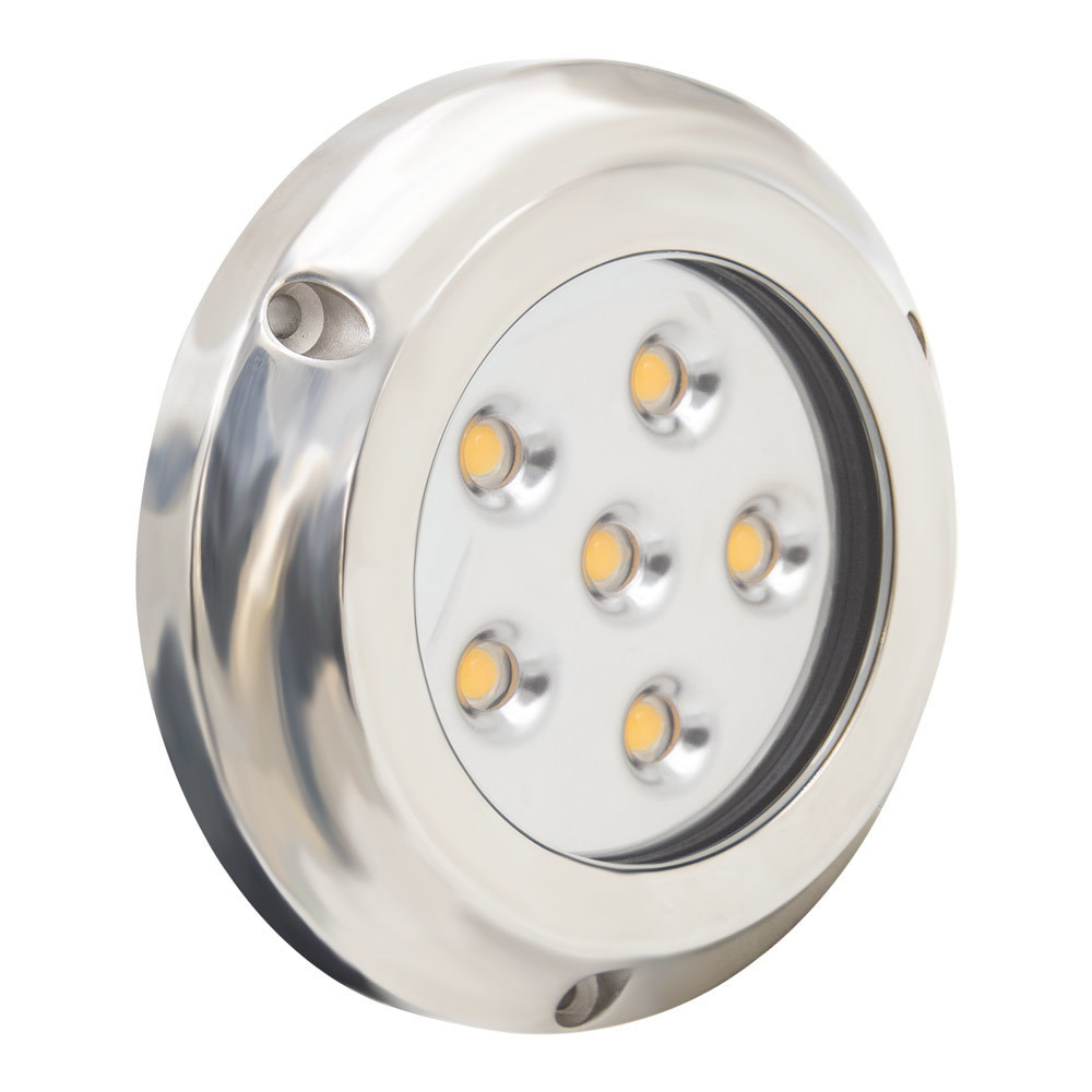 30W White Underwater Transom Light