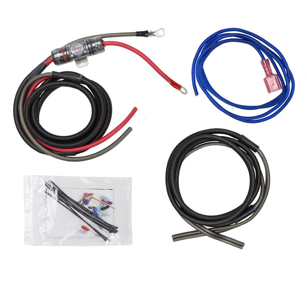 8GA Power Sport Amp Kit