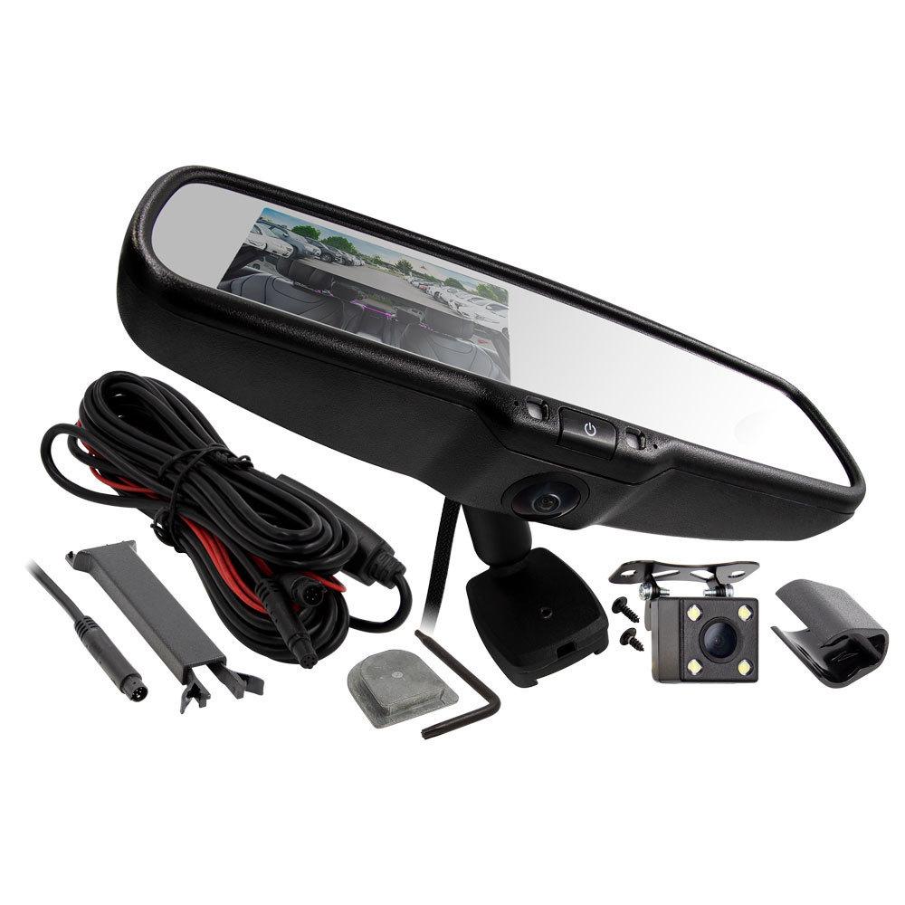 360-Degree Dashcam/Mirror/Monitor