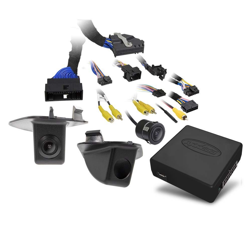 Ford F-150 Side View Camera Kit 2015-2017