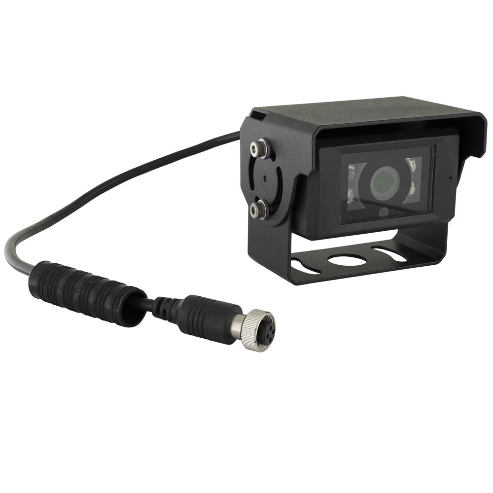 Heavy Duty HD Camera with Microphone - Can ONLY be used with TE-4HCM-S