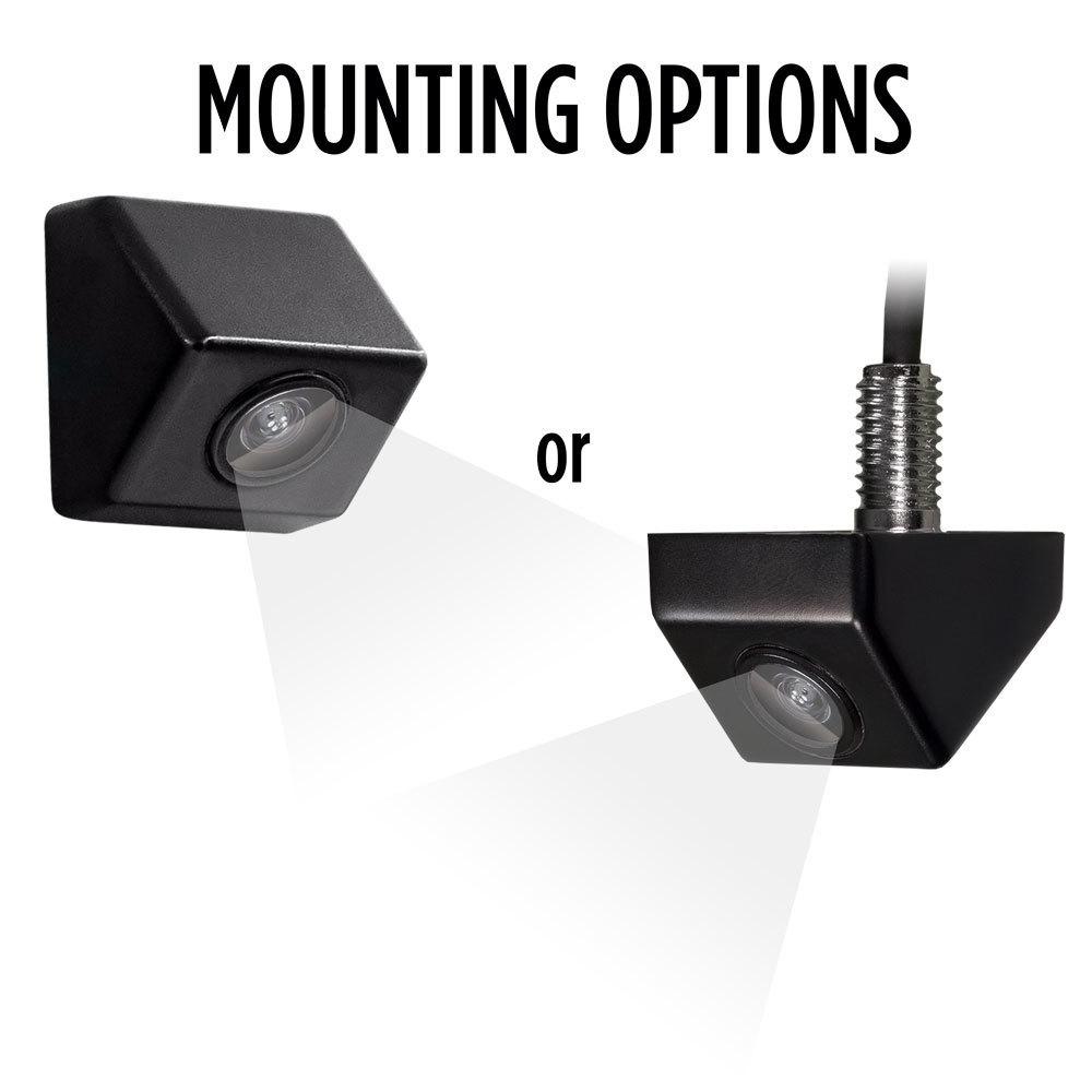 Micro Camera Black Fixed Angle