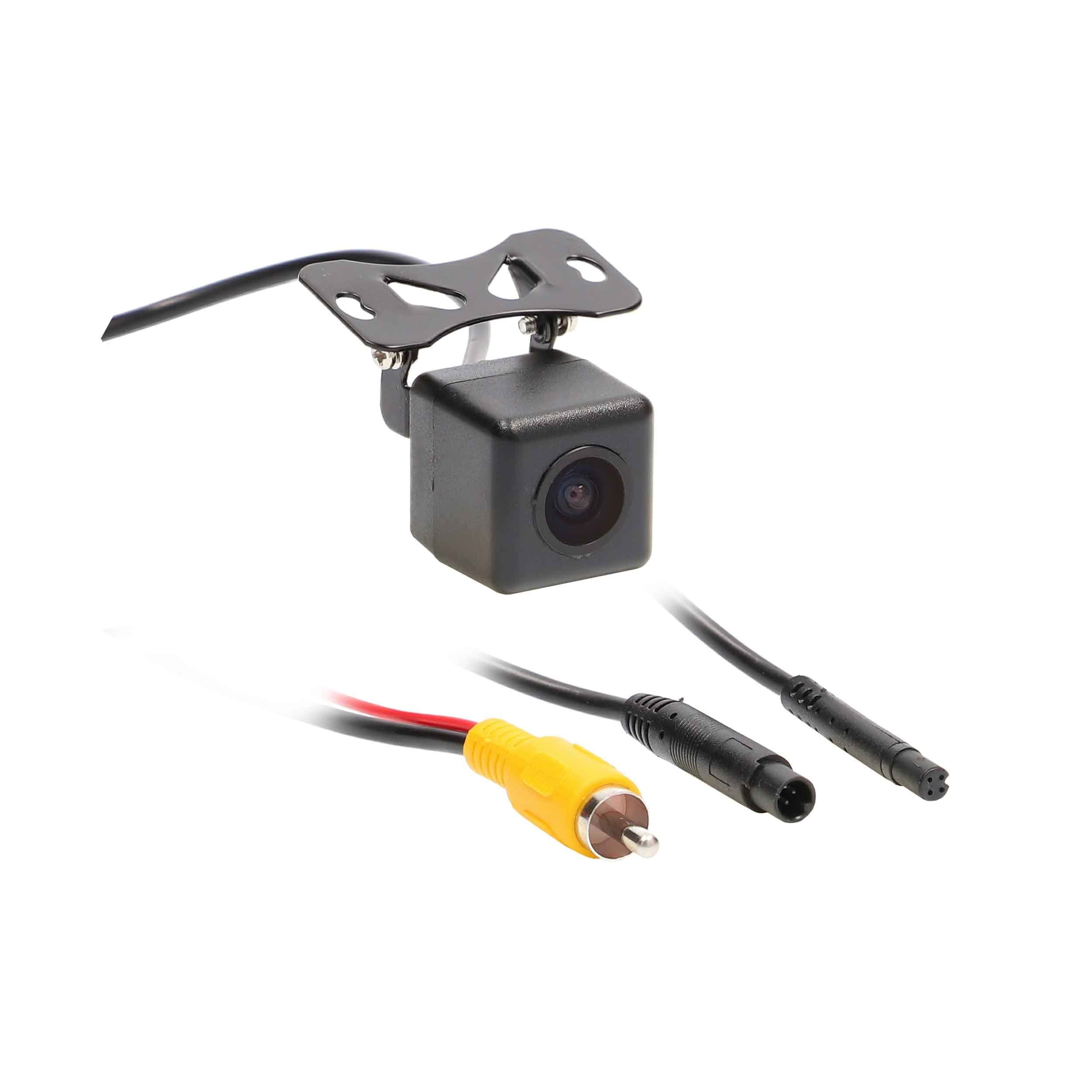 Small Square Camera with Active Parking Lines