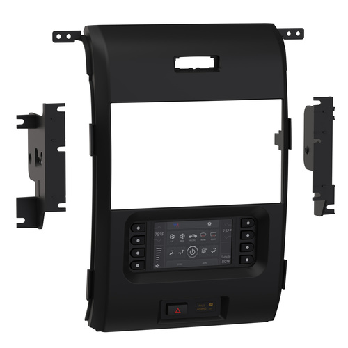 Ford F-150 (w/4.2 Inch screen) 2013-2014 - Pioneer 8 Inch Radio TurboTouch Kit