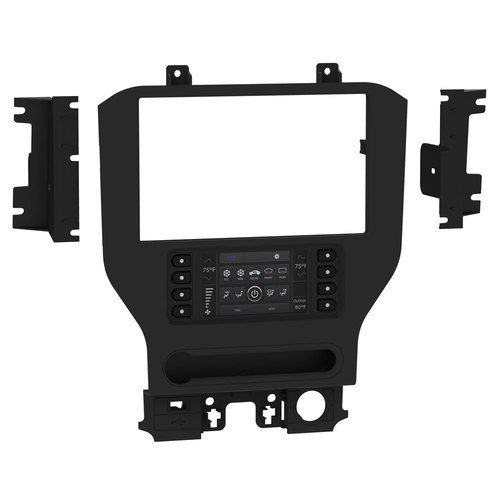 Ford Mustang 2015-UP (w/ 8in screen) - Pioneer 8-inch Radio TurboTouch Kit