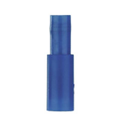 3M Blue Nylon Female Bullet Connector 16-14 Gauge .156