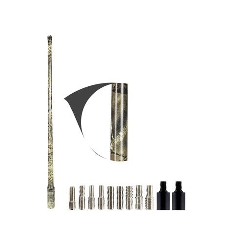 Mossy Oak Design - 14in Conductive Rubber Mast Antenna