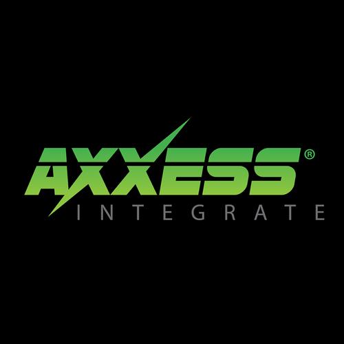 Axxess 750 Large Floor Display - Top Graphic