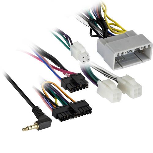Harness for Auto-Detect Interface AXADBX-1/AXADBX-2 - Chrysler 04-09