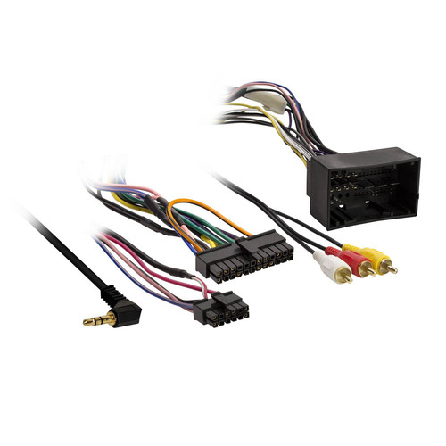 Harness for Auto-Detect Interface AXADBX-1/AXADBX-2 - Chrysler 2013-Up