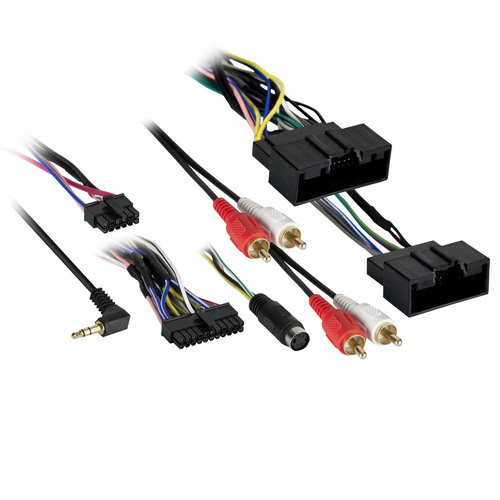 Harness for Auto-Detect Interface AXADBX-1/AXADBX-2 - Ford 2012-Up
