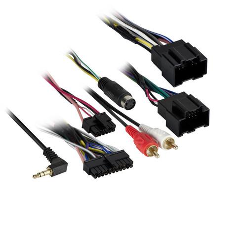 Harness for Auto-Detect Interface AXADBX-1/AXADBX-2 - GM LAN 11 06-12