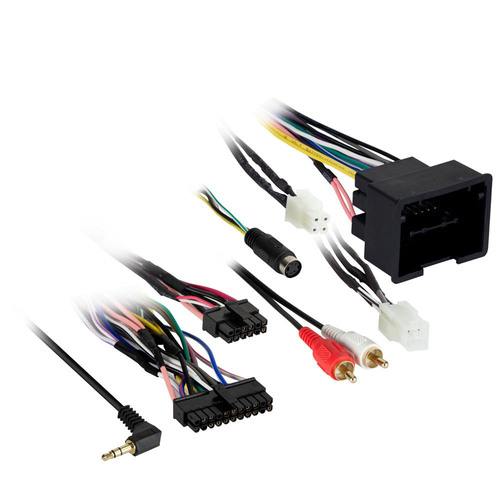 Harness for Auto-Detect Interface AXADBX-1/AXADBX-2  - GM 12-16