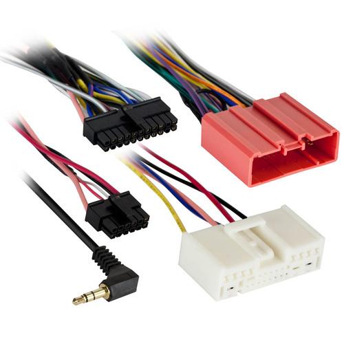 Harness for Auto-Detect Interface AXADBX-1/AXADBX-2 - Mazda 07-15