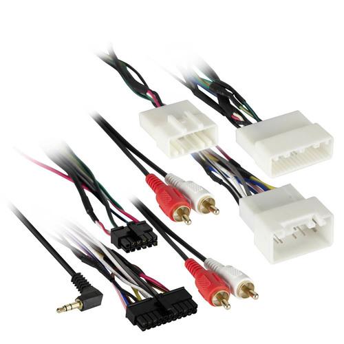 Harness for Auto-Detect Interface AXADBX-1/AXADBX-2 - Lex/Toy 01-15