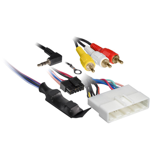 Pre-wired AXSWC Harness- Nissan Maxima (w/o amp) 2016-up