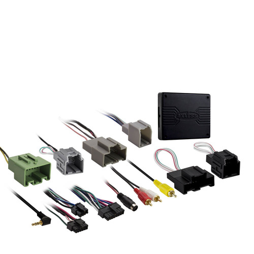 GM MOST(r) Amplifier Interface 2014-Up