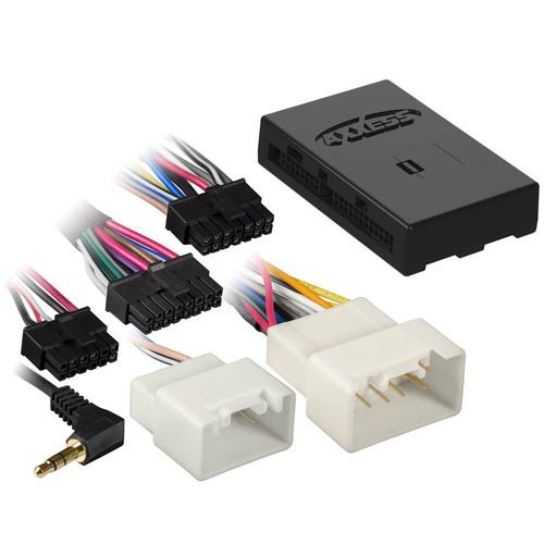 Mitsubishi Amplifier Interface 2014-2019