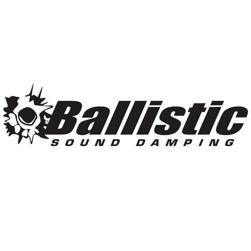 Ballistic Sticker