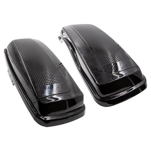 Saddlebag Lid Dual 6x9 Inch Speaker Adapter - Harley-Davidson 2014-Up