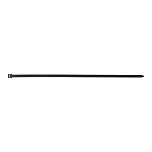 Heavy Duty Black Cable Tie - 14 Inch, Package of 100