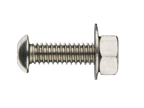Socket Button Head Screw 1/4 - 20 x 1 Inch - Box of 25