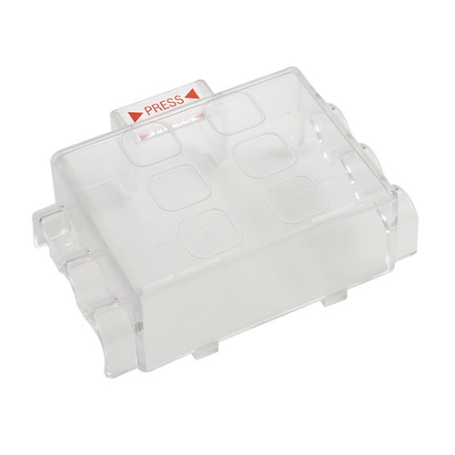 DUST PROOF COVER FOR ATC FUSE BLOCK PART BLC-106G